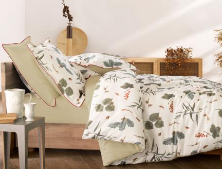 balade en sologne linge de lit fantaisie linvosges. Black Bedroom Furniture Sets. Home Design Ideas