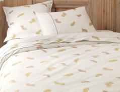 Linge de lit D'un trait de plume