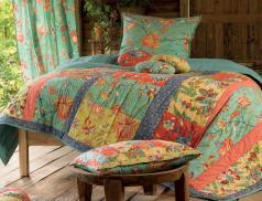 Boutis patchwork 100% coton En Arles