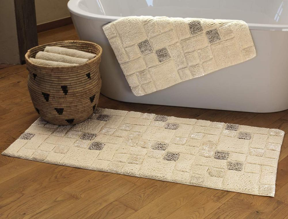 Galet for Ensemble tapis salle de bain