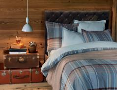 Linge de lit flanelle Hiverness
