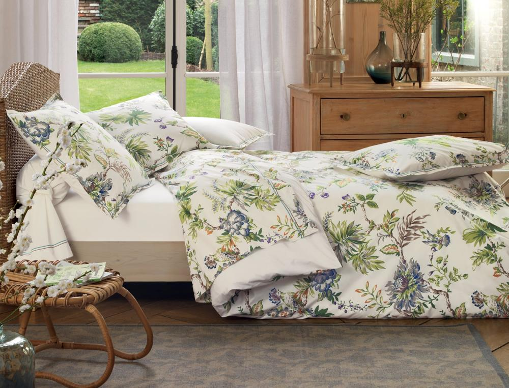 Linge de lit jardin d 39 eden for Decoration jardin d eden