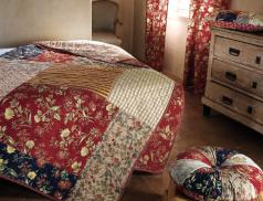 Boutis patchwork 100% coton Karnaby