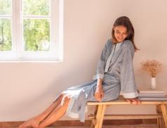 Kimono 100% coton Marjorie