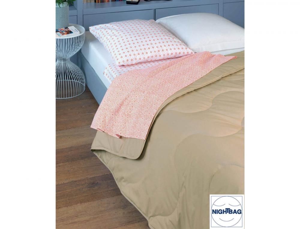 linge de lit nightbag coton fin. Black Bedroom Furniture Sets. Home Design Ideas