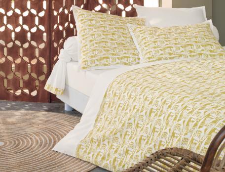 linge de lit ombres chinoises. Black Bedroom Furniture Sets. Home Design Ideas