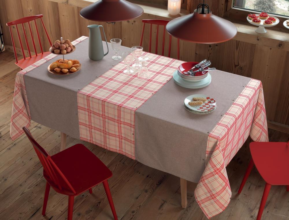 linge de table ainsi de suite. Black Bedroom Furniture Sets. Home Design Ideas