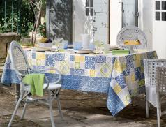Nappe enduite Azulejos