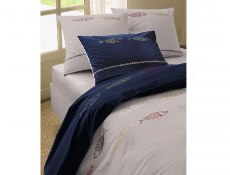 Nouvelle vague linge de lit fantaisie linvosges - Linvosges housse couette ...