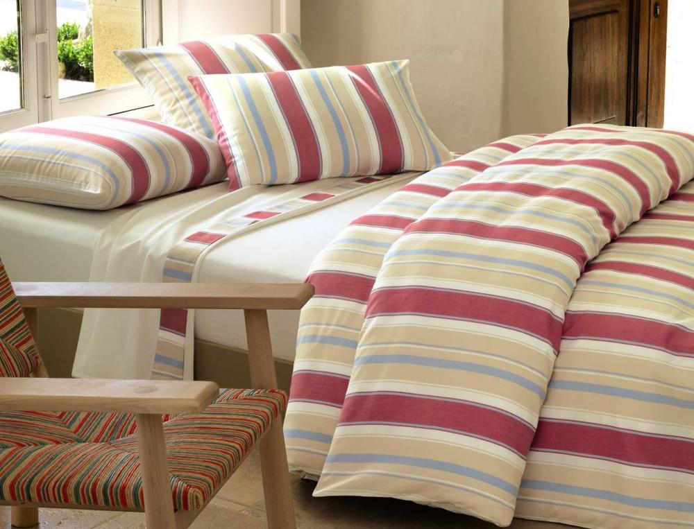 linge de lit pampelune. Black Bedroom Furniture Sets. Home Design Ideas