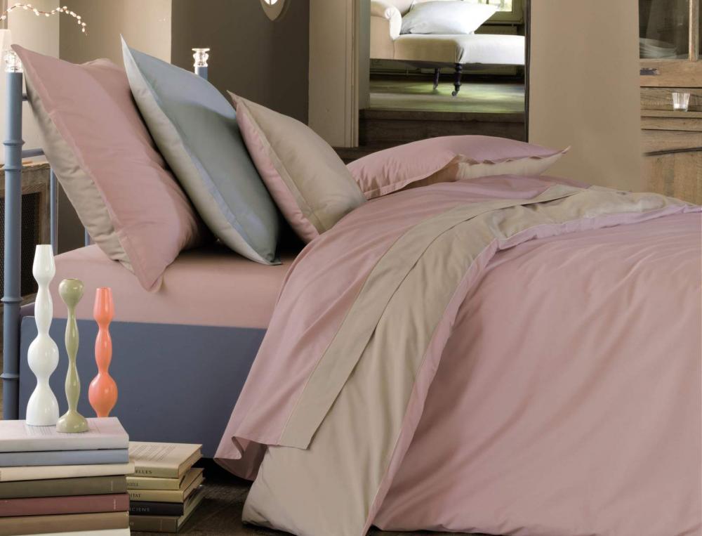 Linge de lit percale prestige - Linge de maison cyrillus ...