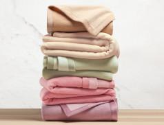 Couverture 100% laine mérinos Praloup