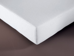 Protège-matelas Molleton 200g/m² bonnet 35 cm