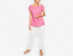 Pyjama 100% coton Fleurs des champs