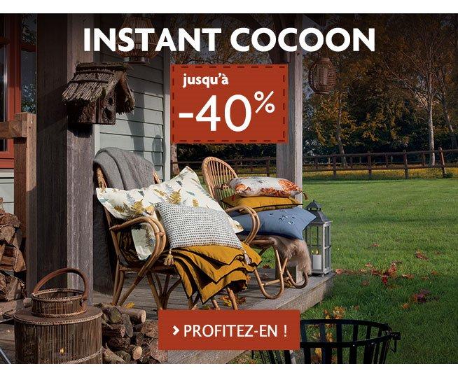 Instant Cocoon