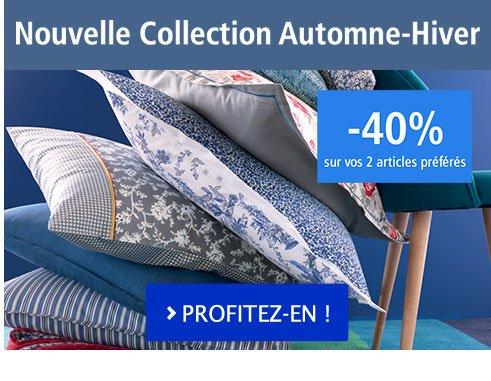 Nouvelle Collection Automne-hiver