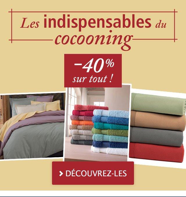 Les Indispensables du Cocooning