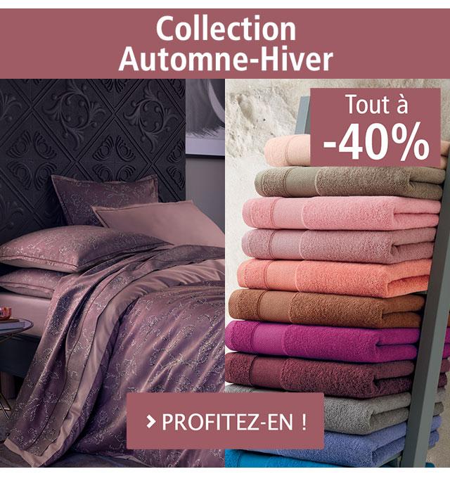 Collection Automne Hiver 2016 : TOUT à -40% !
