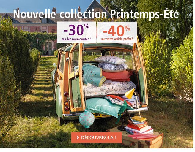 La nouvelle collection Printemps-Ete 2017 est arrivée chez Linvosges
