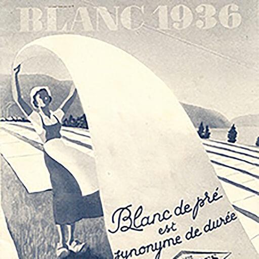 Le blanc 1936