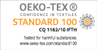 OEKO-TEX confidence in textitles standard 100