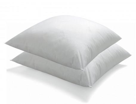 2er-Volumen-Komfort Kopfkissen Polyesterflocken Linvosges