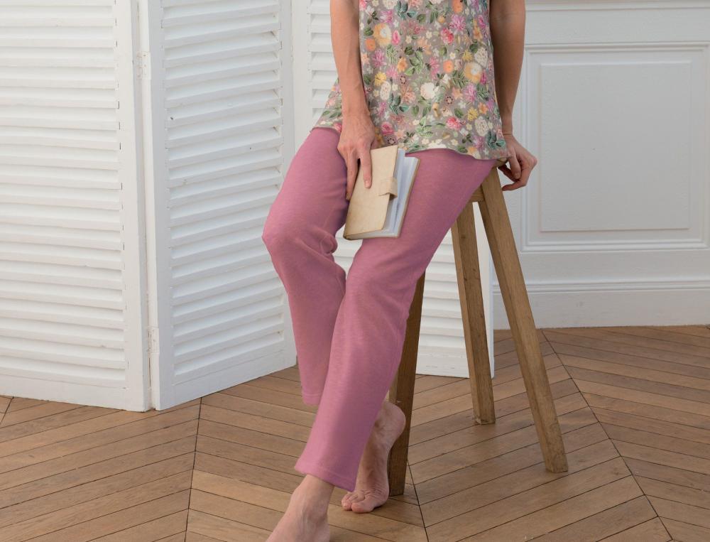 Vêtements top et pantalon Adélaïde