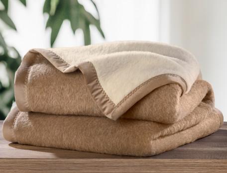 Couverture Alpaga en laine