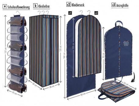 Aufbewahrung Ankleidezimmer Linvosges