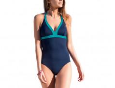 Badeanzug Einfarbig Sommermonat Linvosges