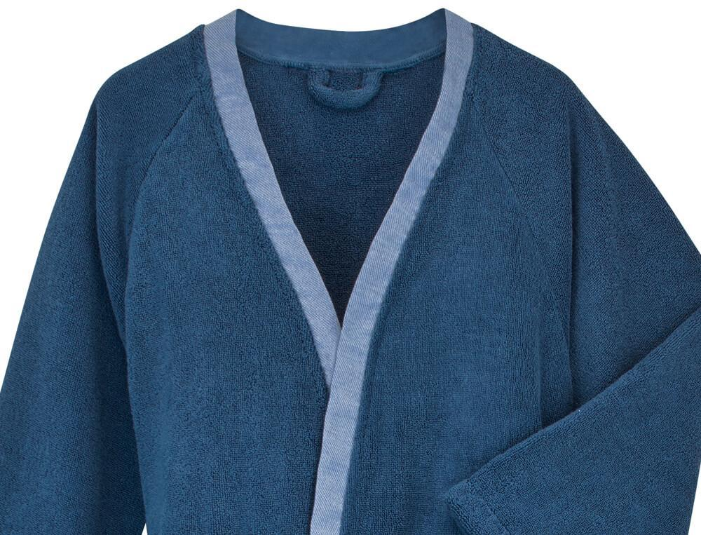 Blaue Eleganz