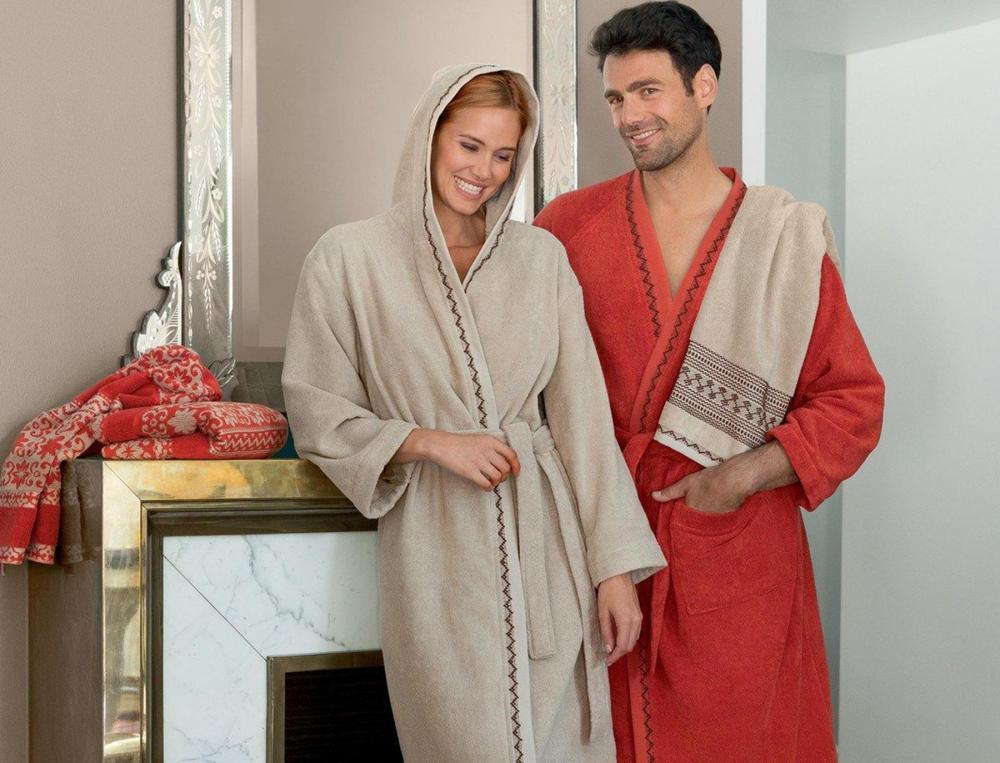 bademantel wintertraeume linvosges. Black Bedroom Furniture Sets. Home Design Ideas
