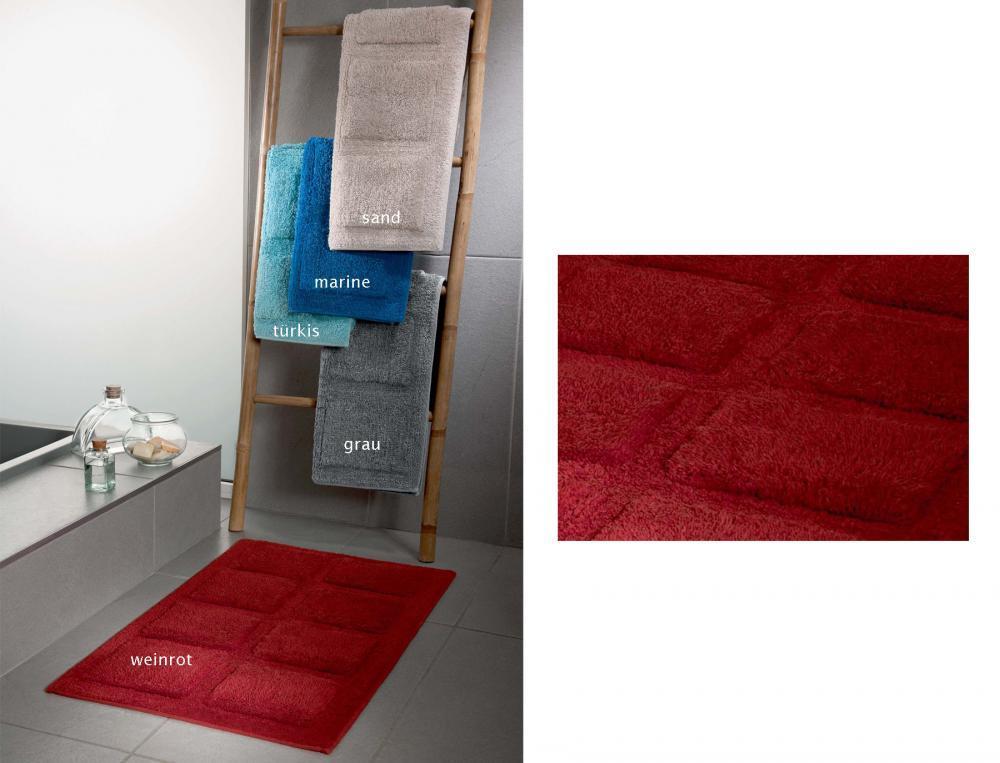 Badematten und duschvorleger Bath Baumwolle