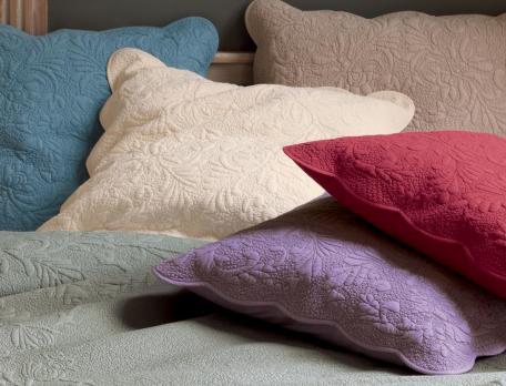 Bettüberwurf Toskana