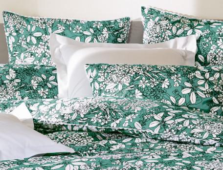 Bettwäsche In der Natur Perkal Baumwolle Linvosges