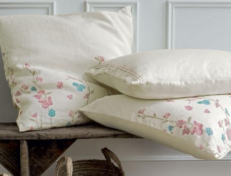Bettwäsche Stockrose - Linvosges
