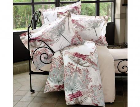Bettwäsche Wasserlilie Perkal