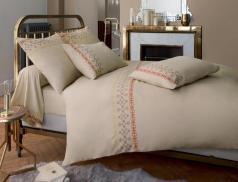 Bettwäsche Winterträume Linvosges Baumwolle