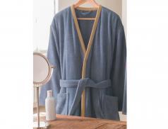 Peignoir homme forme kimono Castellane