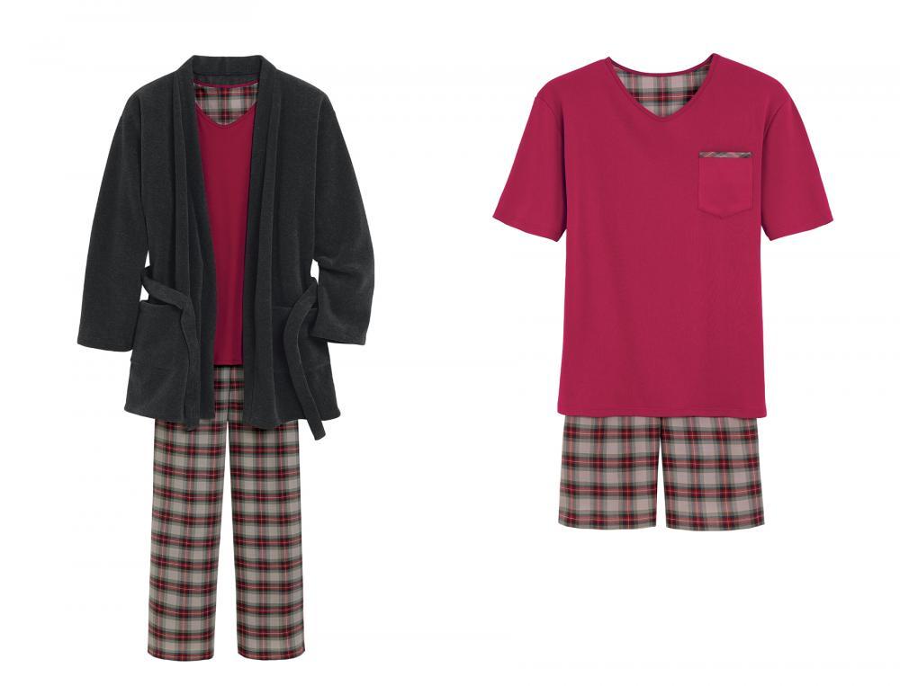 Pyjama et pyjashort homme Chatel pour lui