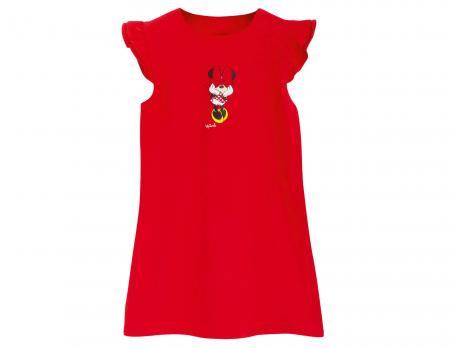 Chemise de nuit enfant en jersey 100% coton Minnie