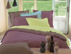 Linge de lit naturellement souple Coton fin
