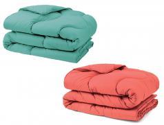 Couette confort couleur été 200g/m2