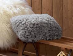 Coussin mouton effet fourrure Auckland