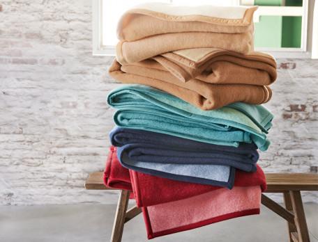 couverture g rardmer 100 pure laine linvosges. Black Bedroom Furniture Sets. Home Design Ideas