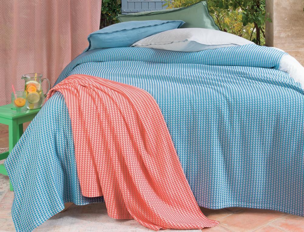 dessus de lit couvre lit yoshi boutis perle et blanc. Black Bedroom Furniture Sets. Home Design Ideas
