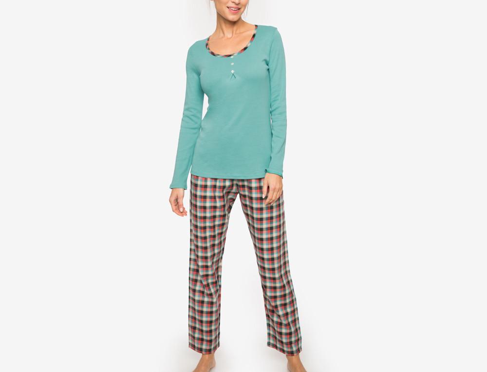 Damen Schlafanzug Jersey