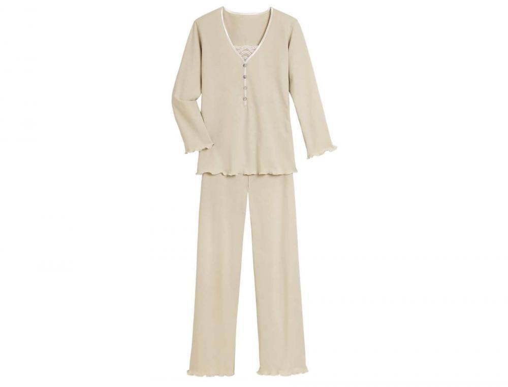 Schlafanzug aus Jersey