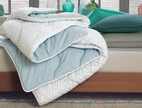 Decke Konfetti-Komfort Polyester-Hohlfasern Linvosges