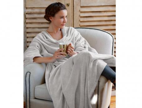 Decke Praktisches für Zuhause Fleece Linvosges